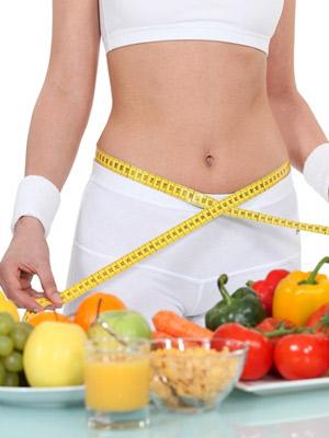 Det gælder om at opnå sine mål gennem kost og motion Michelle Falk Knudsen